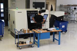 DMG MORI CLX 350 CNC Angetriebene Werkzeuge - IMPA_Precision