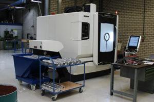 DMG MORI CNC Bearbeitungszentrum CMX 800 V - IMPA Precision